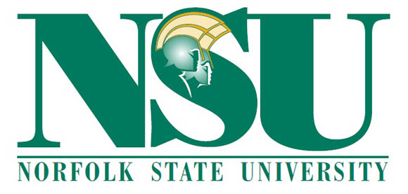 what is a logo norfolk state university making waves