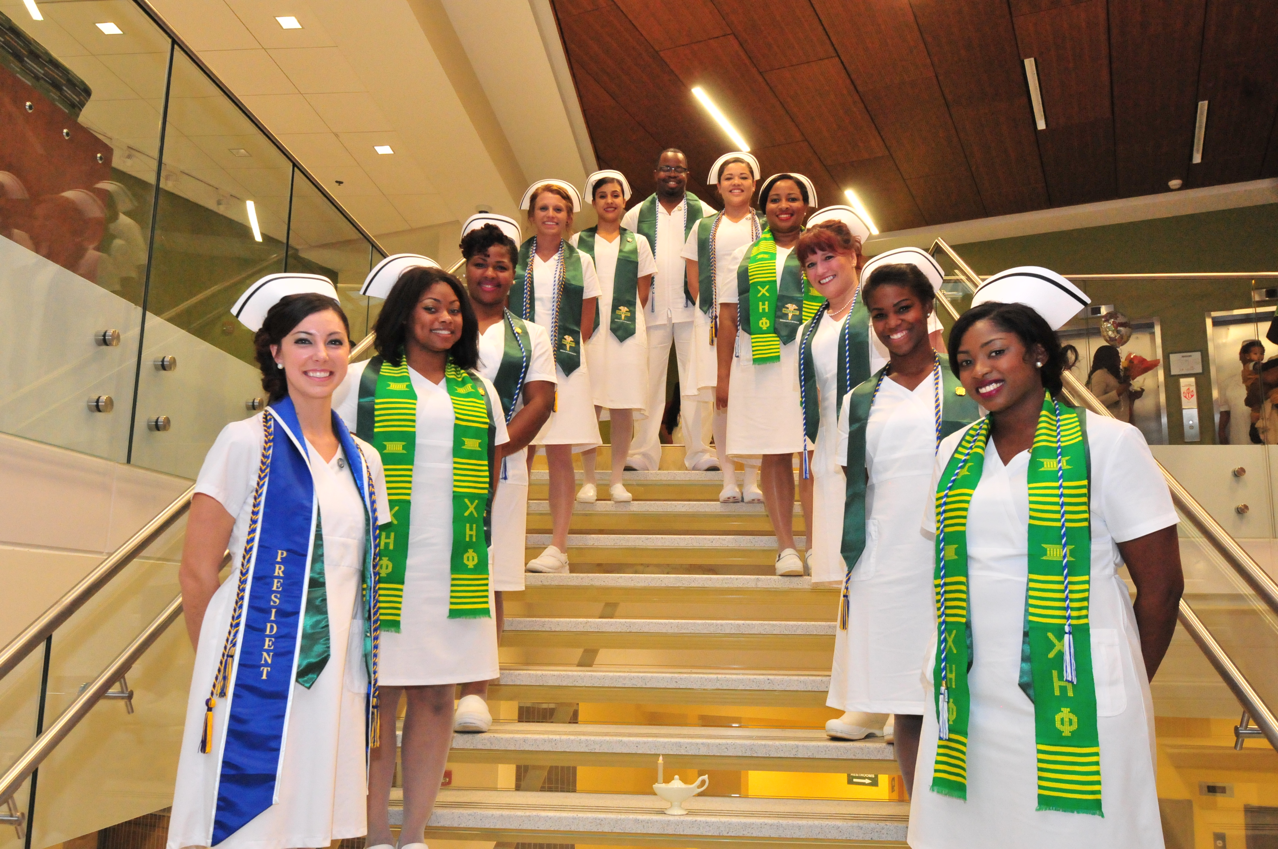 NSU Holds Historic 60th Nursing Anniversary Pinning ...
