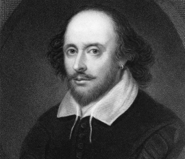 Shakespeare's image