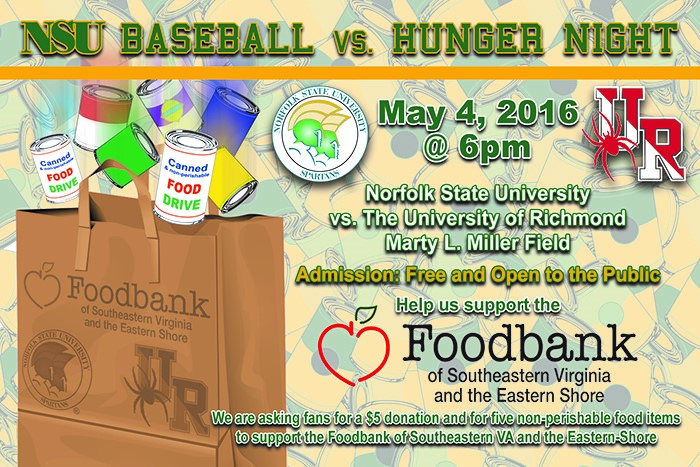 Foodbank NSU Hunger Night
