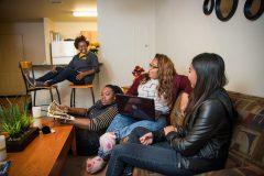 Norfolk State University's Spartan Suites on Friday, November 20, 2015. (Tigermoth Photo/Chris English)