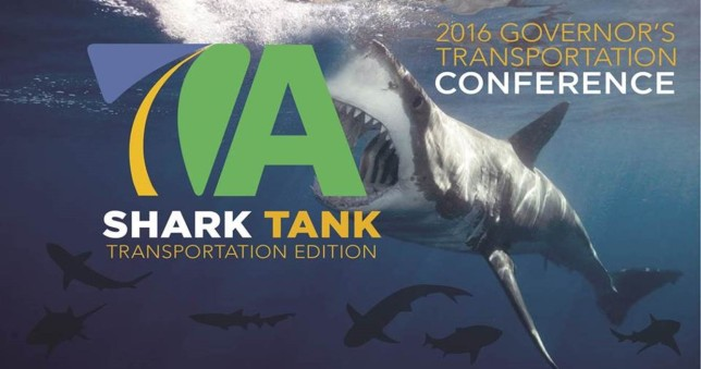 shark tank transportation conference