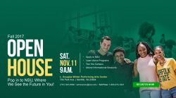 NSU Fall Open House