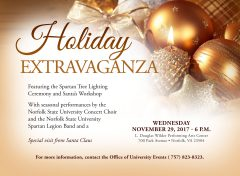 You're Invited to the Annual Holiday Extravaganza!
